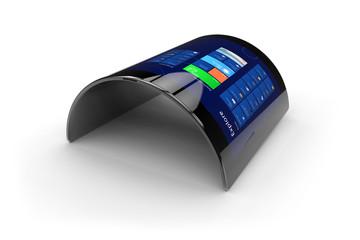 Flexible generic tablet