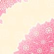 Pink Flower Bouquet in Corner