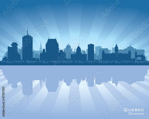 Quebec, Canada skyline