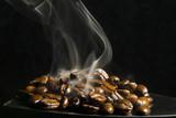 Naklejka Frische Kaffebohnen