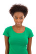African Lady in Green