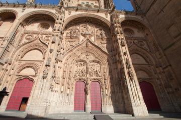 New Chatedral of Salamanca