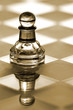 Chess Pawn business concept series - strategy, growth