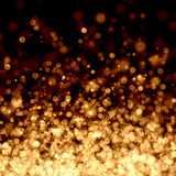 Fototapety Gold abstract light background