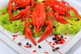 crawfish and rice - 47997770
