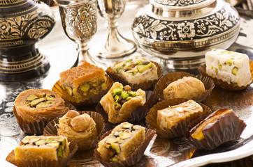 Arabisches Dessert