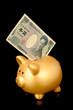 お金を貯める