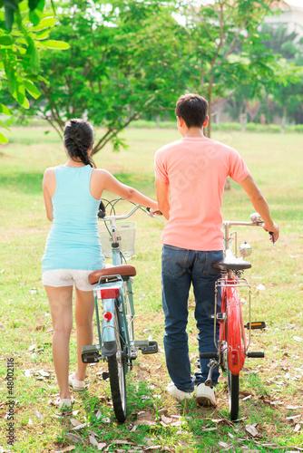 Romantic riders