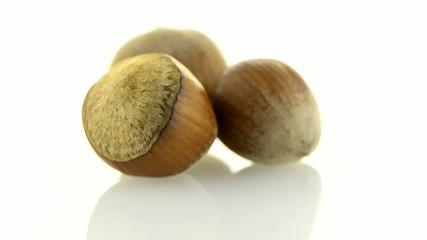 Tasty hazelnuts
