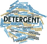 Word cloud for Detergent