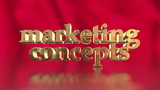 marketing concepts - gold rot