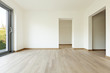 modern architecture, new empty apartment , room