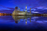 Likas Mosque In blue hour