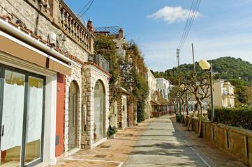 Capri street.