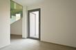 modern architecture, new empty apartment