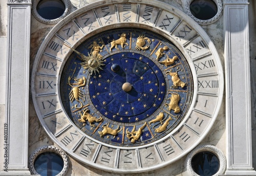 Astronomical clock, Venice