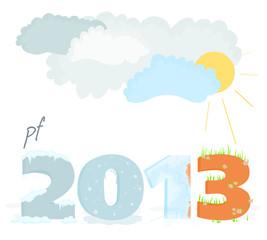 Happy New Year 2013 - 01