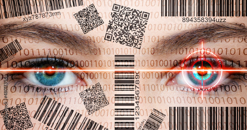 Barcode, Scanner Face