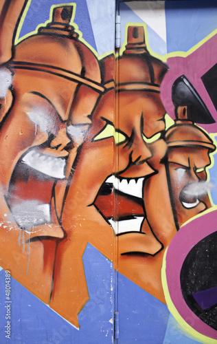 Sprays for graffiti