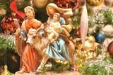 Fototapety Boże Narodzenie, Szopka
