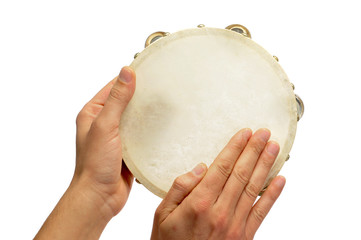 pandereta, spanish tambourine
