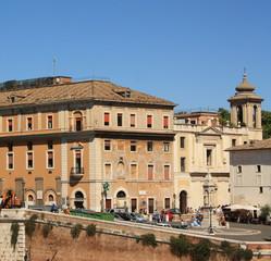 ROMA, ISOLA TIBERINA N°6