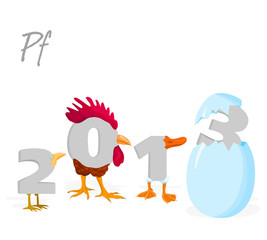 Happy New Year 2013 -02