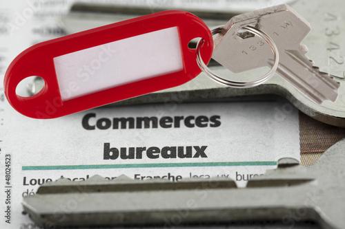 locations commerces bureaux