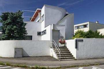 Scharoun house, Weissenhof, Stuttgart