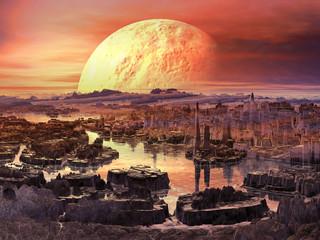 Martian Morning
