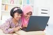 Southeast Asian children