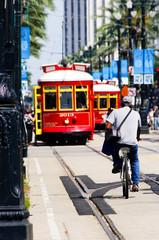 Tramway Nouvelle Orléans