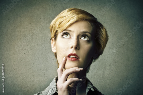 Blonde Doubt
