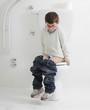 Child on the Toilet