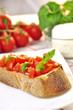 italian bruschetta