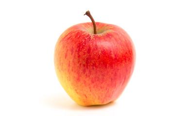 Einzelner Apfel