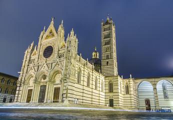Piazza del Duomo Siena