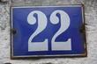 Numéro 22