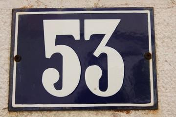 Numéro 53