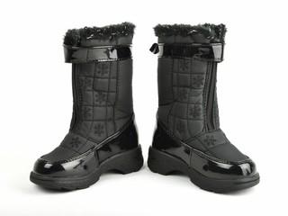Kids high boots