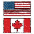 Doodles World Flags