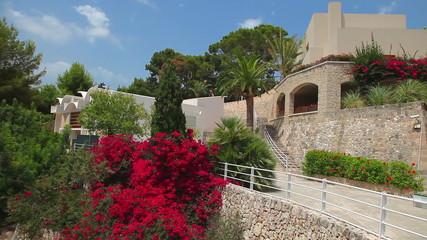 Joan Miro Museum & Art Gallery in Mallorca Island, Spain