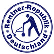stempel rentnerrepublik deutschland