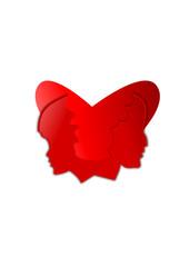 cuore uomo donna
