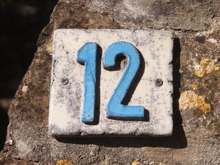 Nummer zwölf (1)