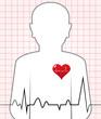 Human Heart Beat Chart