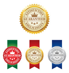 Satisfaction Guaranteed Labels