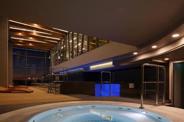 Hotel swimingpool