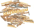 Word cloud for Determinism