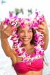 Fototapeten,hawaii,halskette,blume,orchid